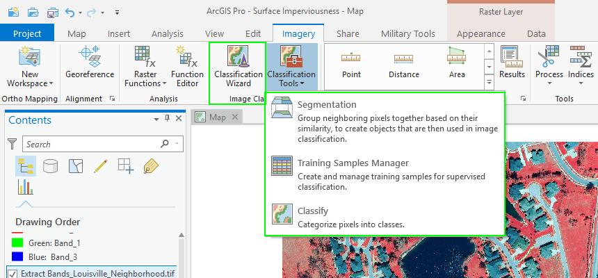 ArcGIS Pro Image Classification