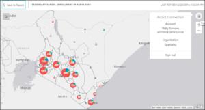 ArcGIS Maps for Power BI